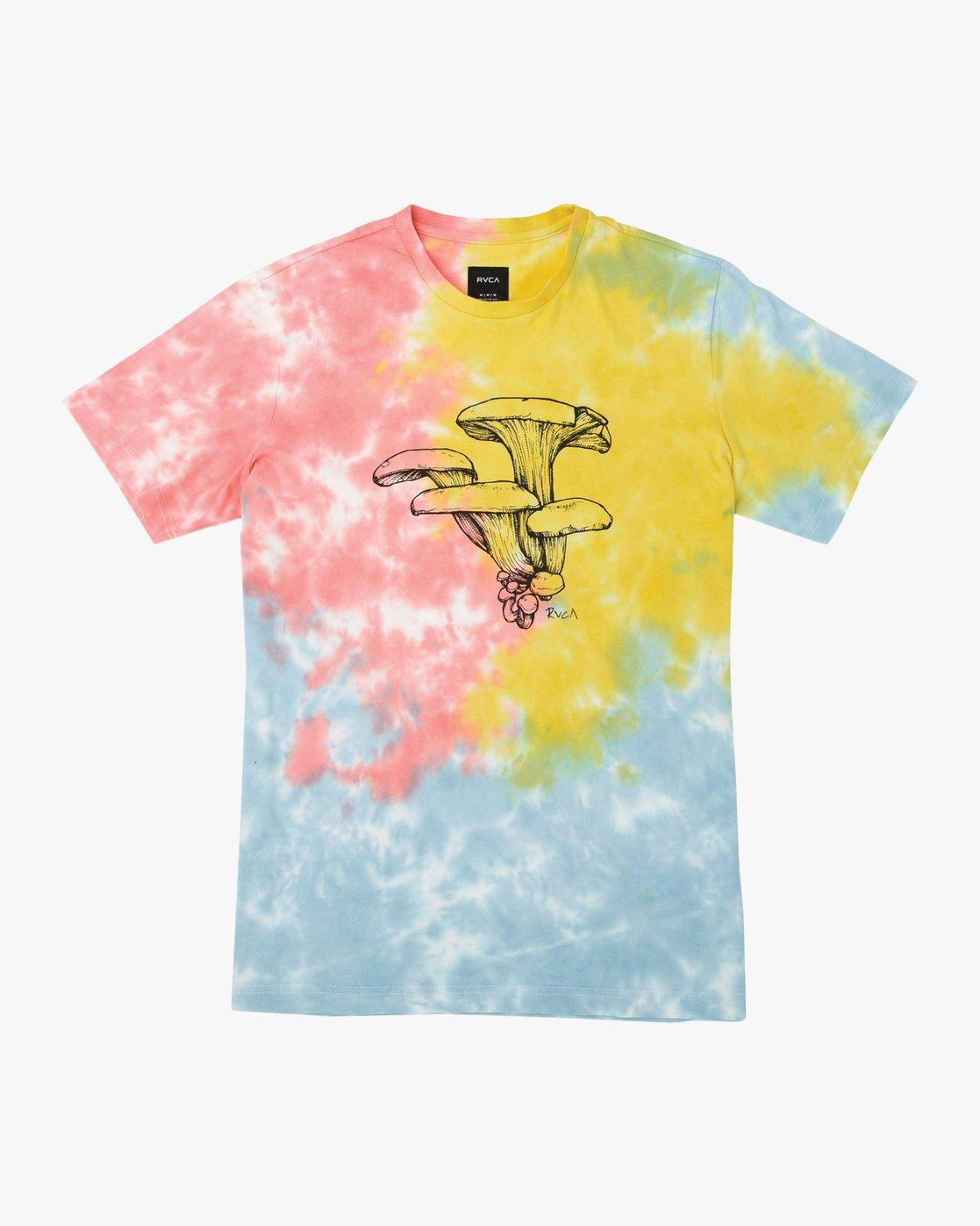 0 Sage Vaughn Tie-Dye T-Shirt Multicolor M907TRVS RVCA