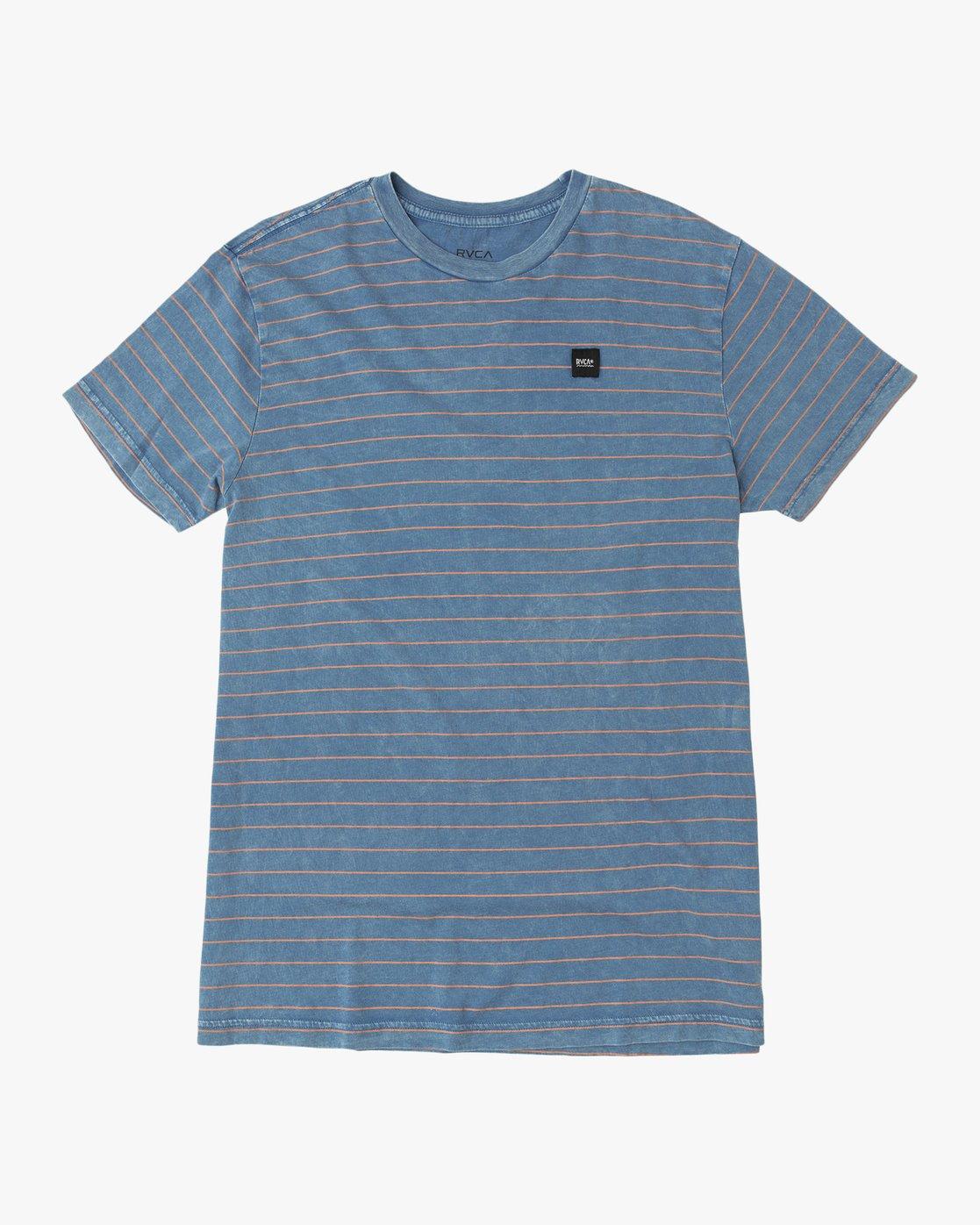 e81bd87505 0 Washout Striped Shirt M910NRWA RVCA