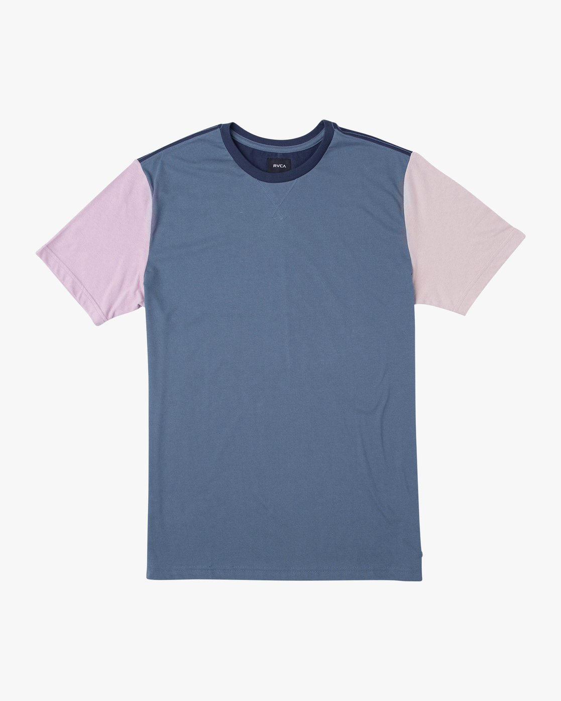 0 Pick Up Knit Shirt Blue M913QRPU RVCA