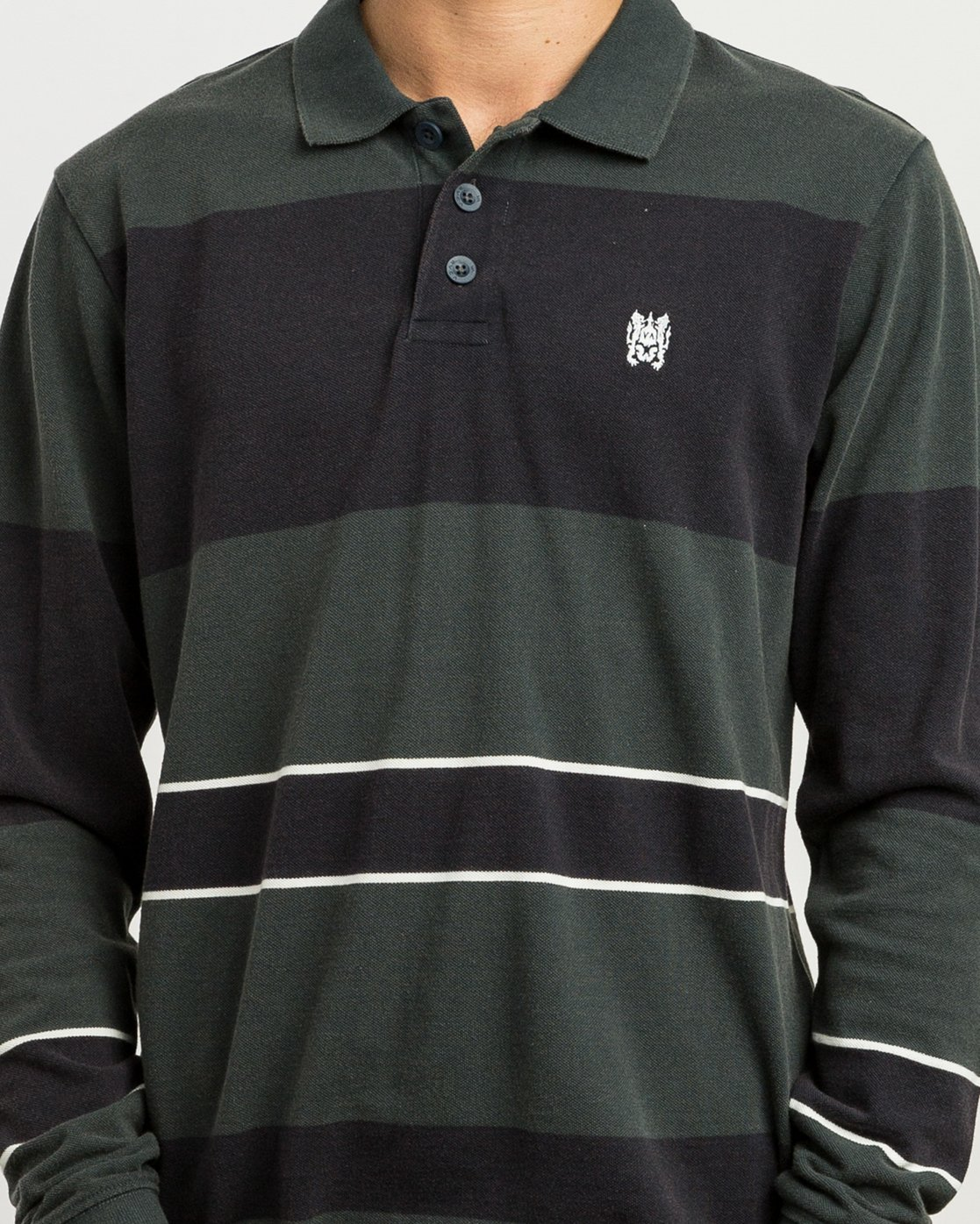 4 Andrew Reynolds Compilation Polo Green M955SRCP RVCA