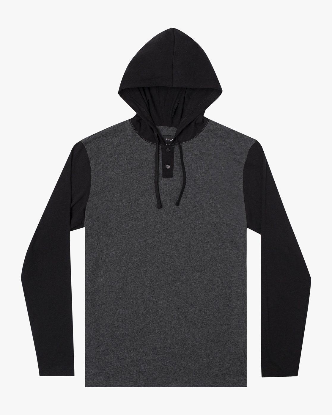 0 PICK UP II HOODIE Black M9593RPU RVCA