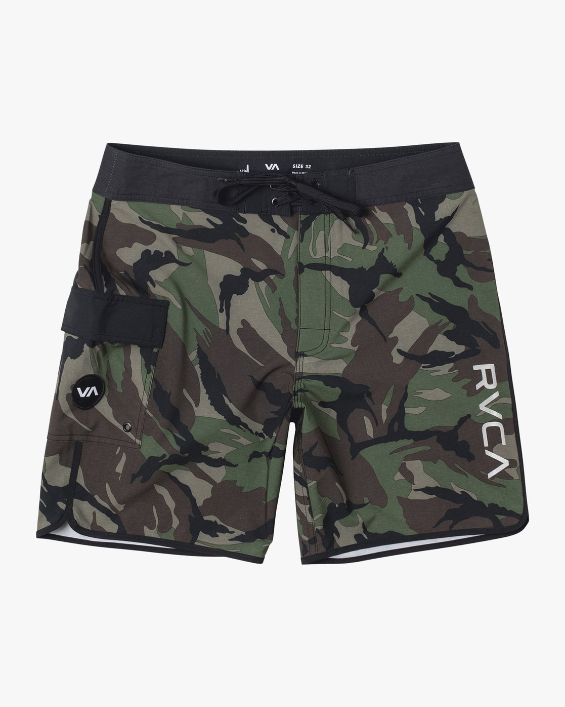 "0 EASTERN BOARDSHORT 20"" Grey MA117EAS RVCA"