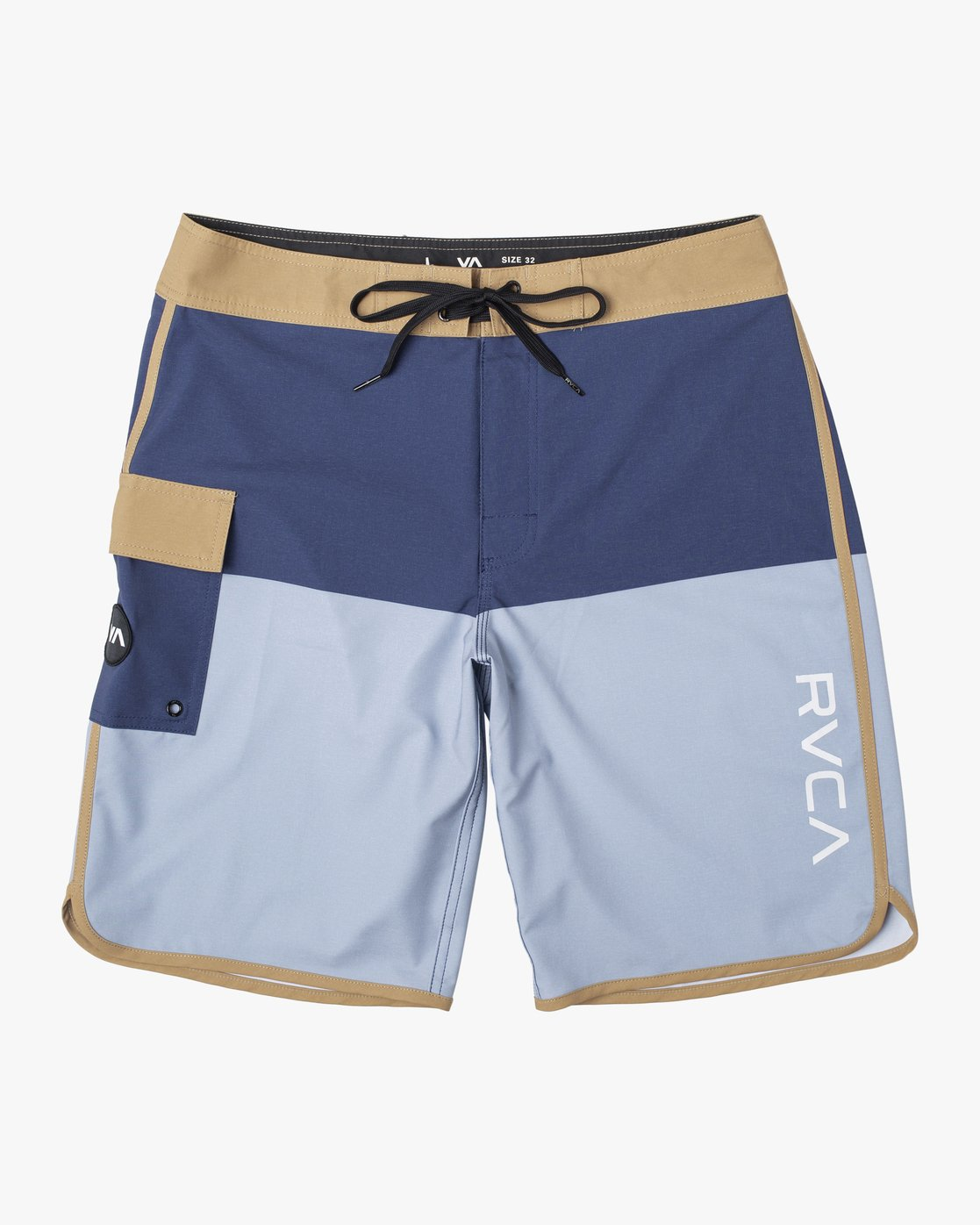 "0 EASTERN BOARDSHORT 20"" Multicolor MA117EAS RVCA"
