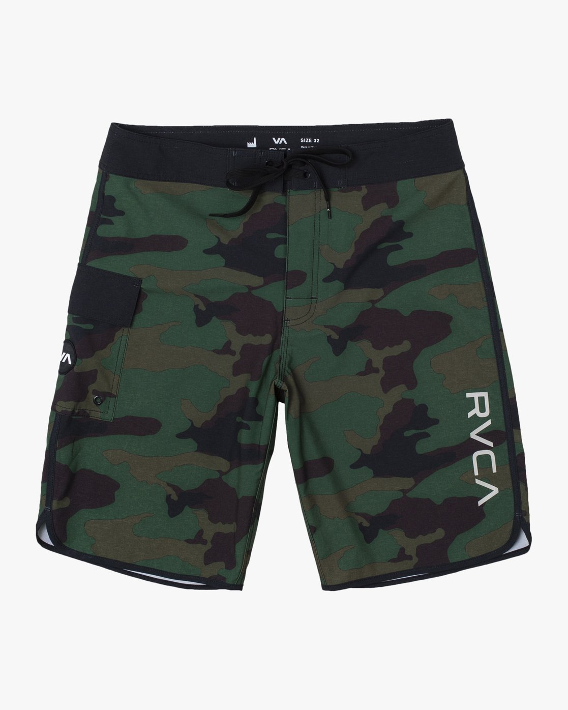 "1 EASTERN BOARDSHORT 20"" Grey MA117EAS RVCA"