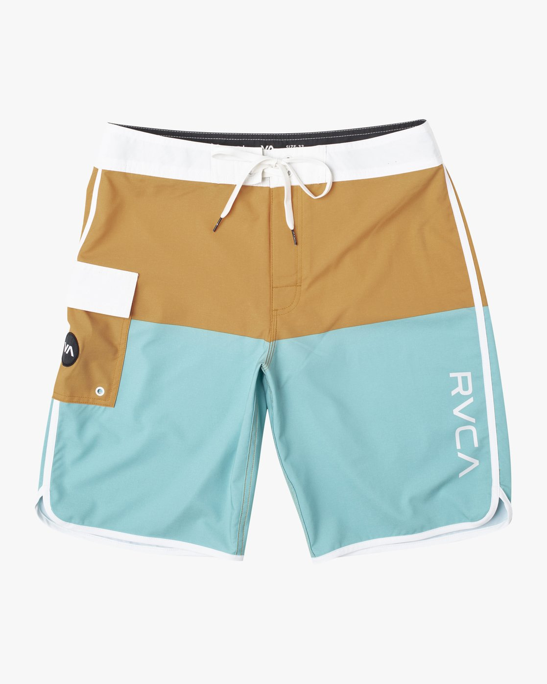 "1 EASTERN BOARDSHORT 20"" Orange MA117EAS RVCA"