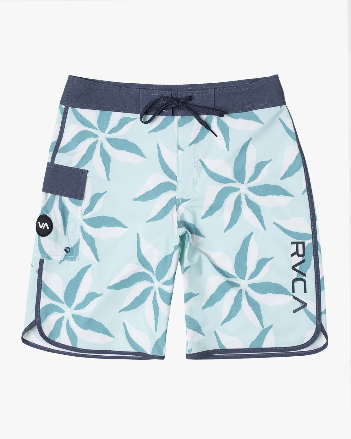 RVCA Men/'s Eastern Stretch Performance Industry Board Shorts Size 30 32 34
