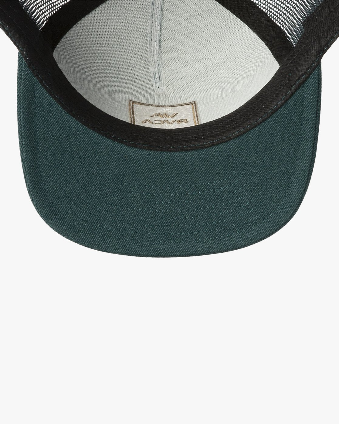2 VA All The Way Trucker Hat III Grey MAAHWVWY RVCA