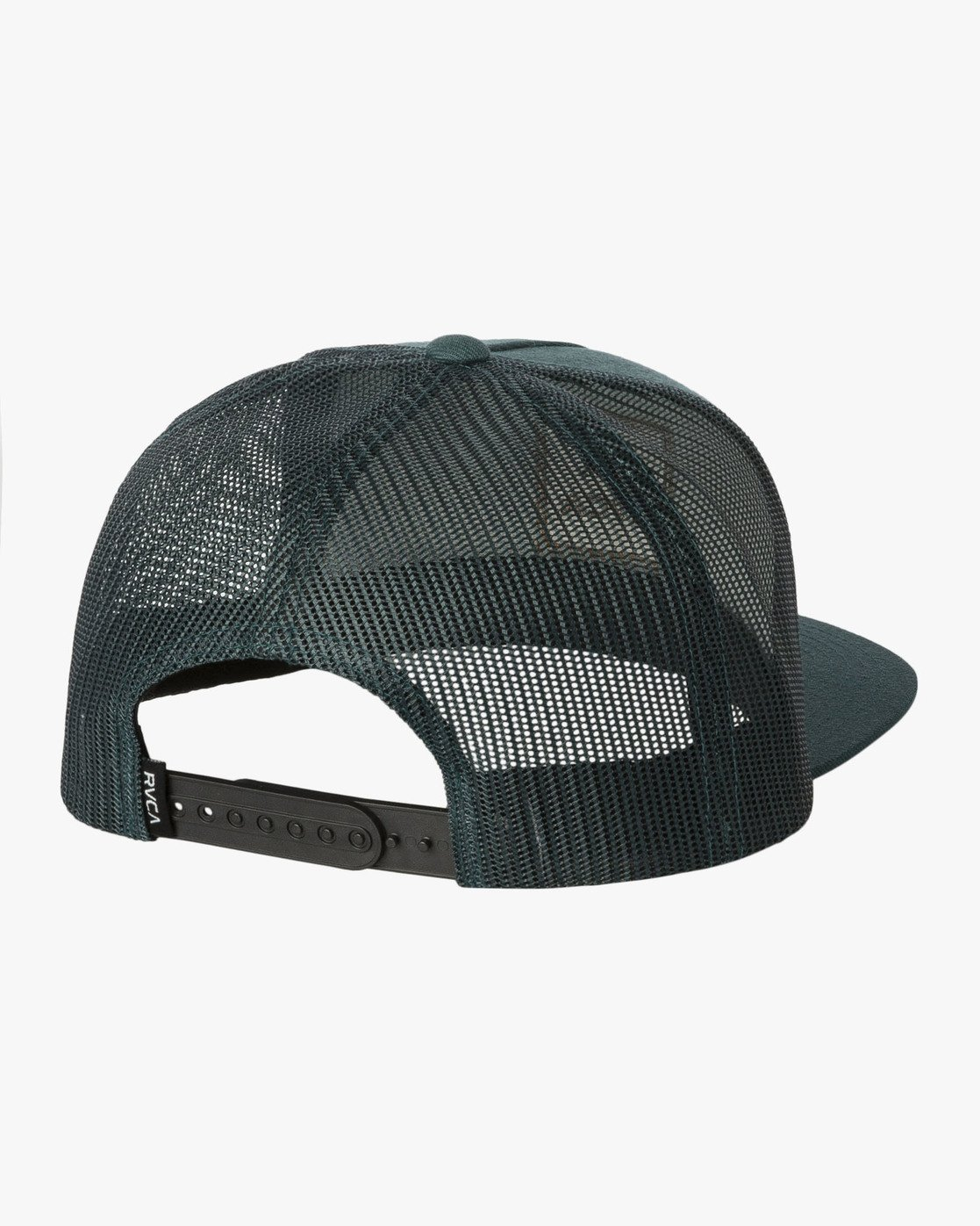 1 VA All The Way Trucker Hat III Grey MAAHWVWY RVCA