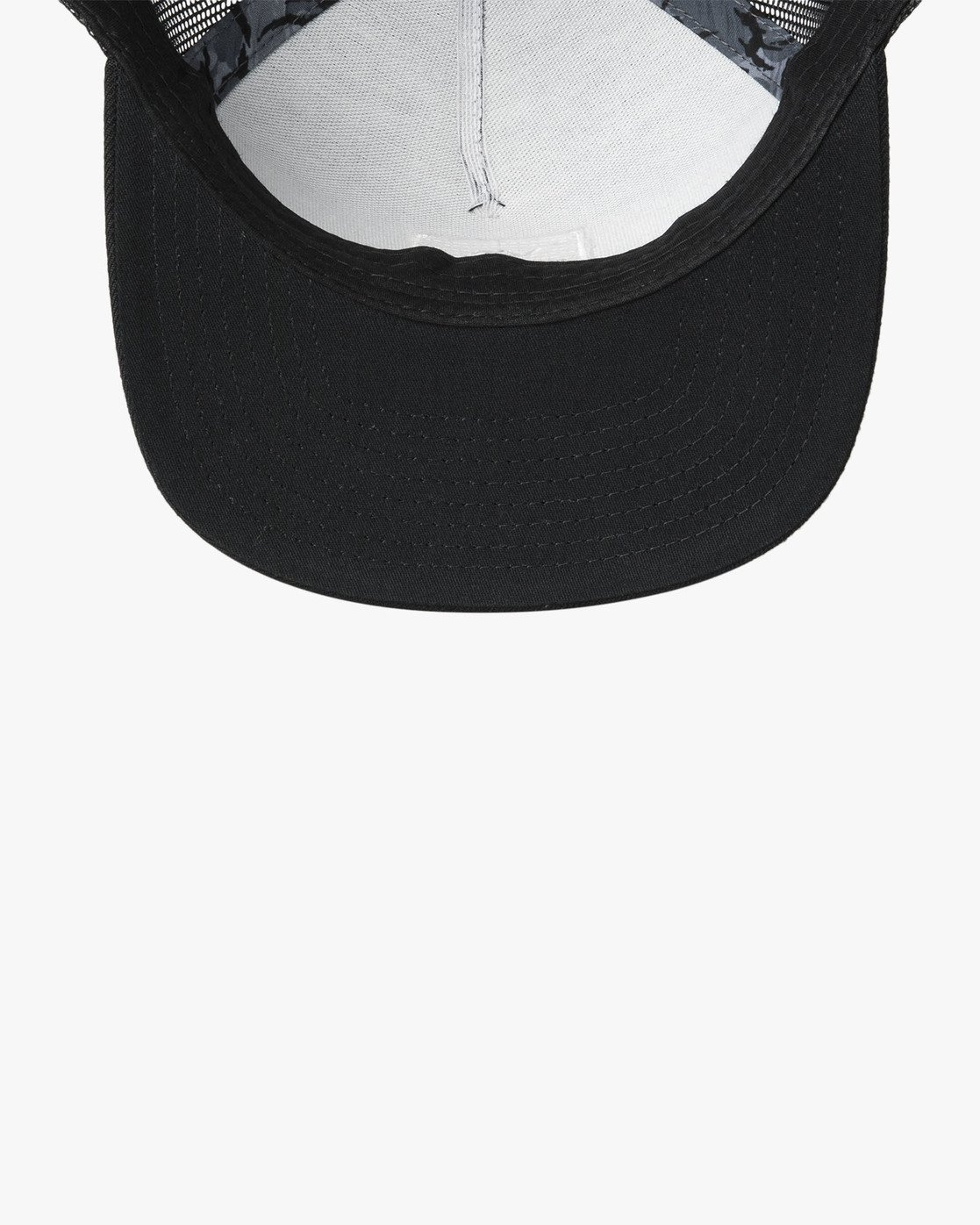 2 VA All The Way Trucker Hat III Black MAAHWVWY RVCA
