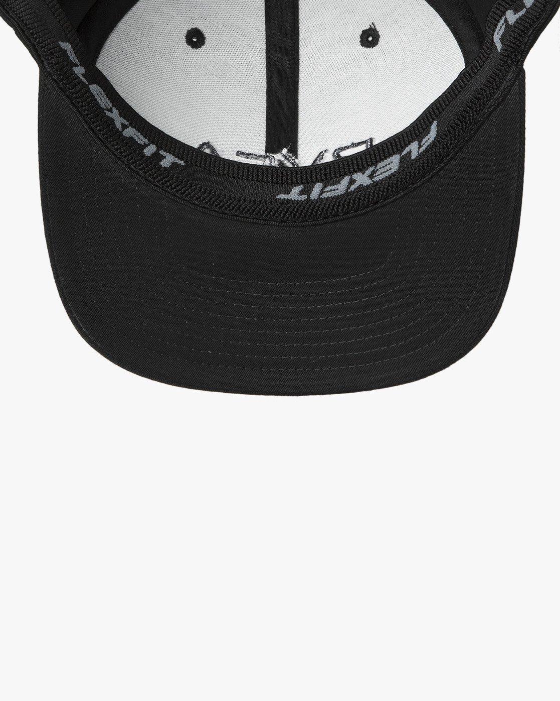 5 VA All The Way Trucker Hat III Grey MAAHWVWY RVCA