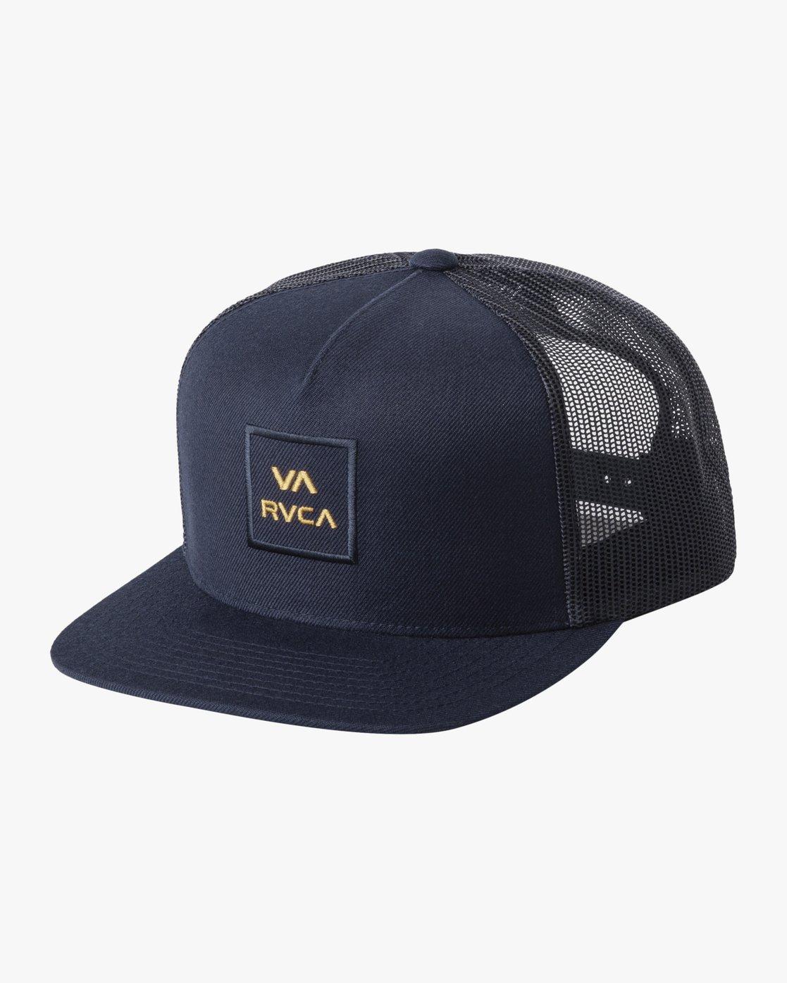 2 VA ATW TRUCKER HAT Multicolor MAAHWVWY RVCA