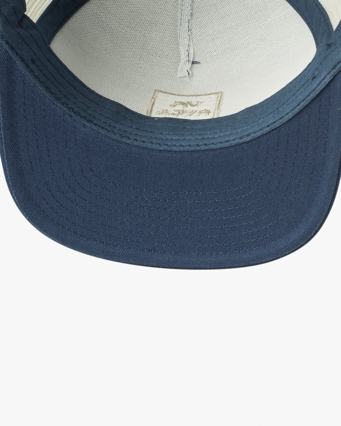 2 VA All The Way Trucker Hat III Blue MAAHWVWY RVCA