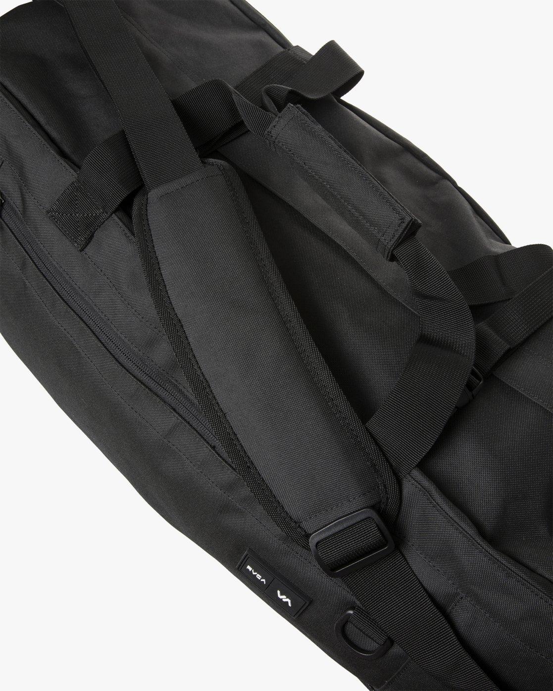 6 RVCA SKATE III DUFFEL BAG Black MABG2RSD RVCA