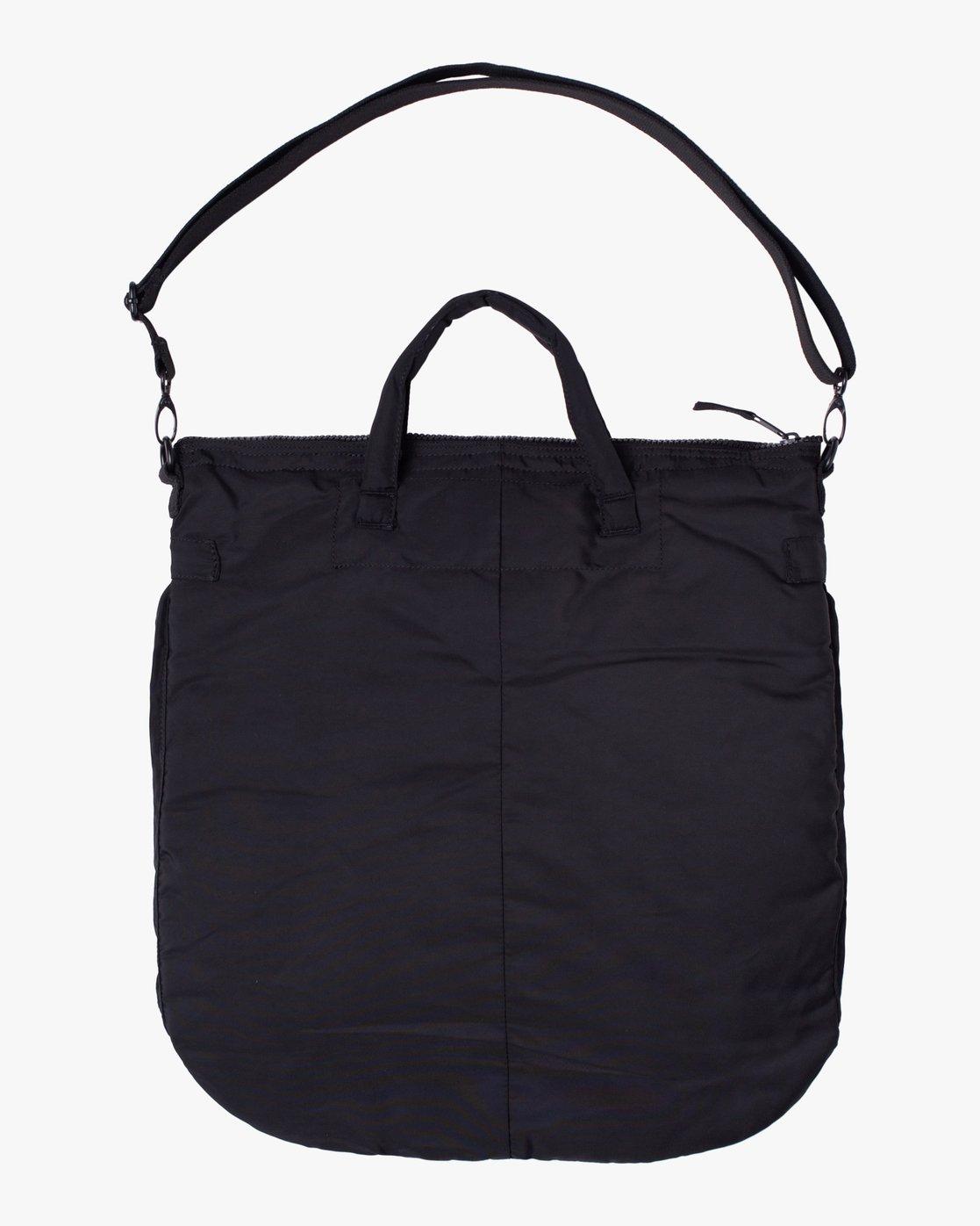 4 RVCA STANDARD TOTE BAG Black MABG2RST RVCA