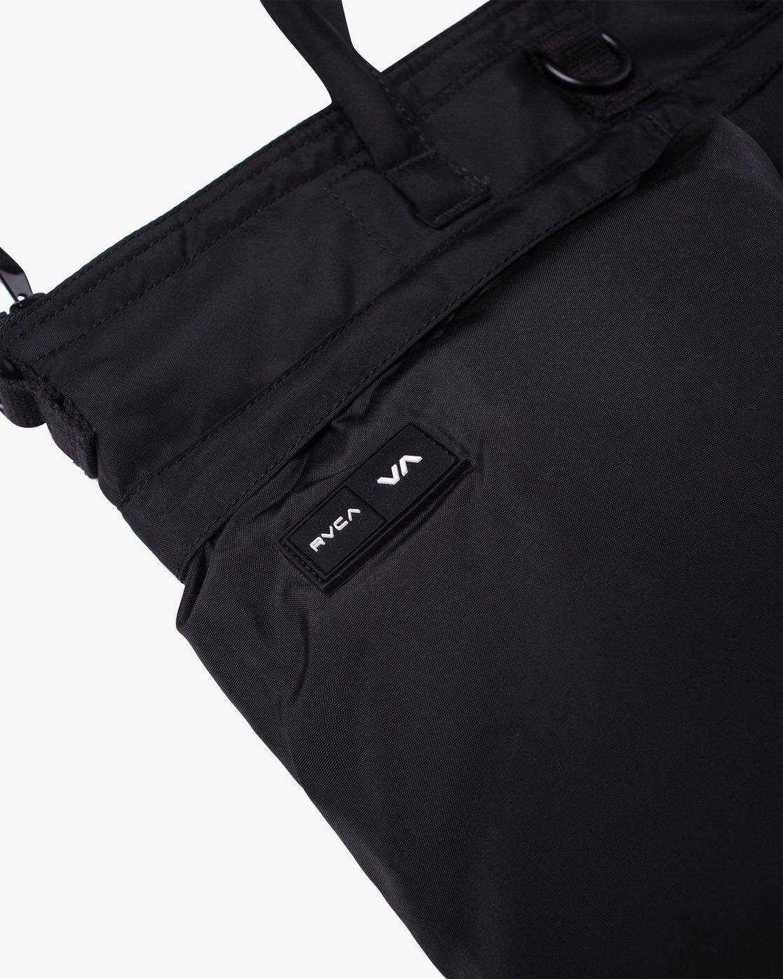 5 RVCA STANDARD TOTE BAG Black MABG2RST RVCA