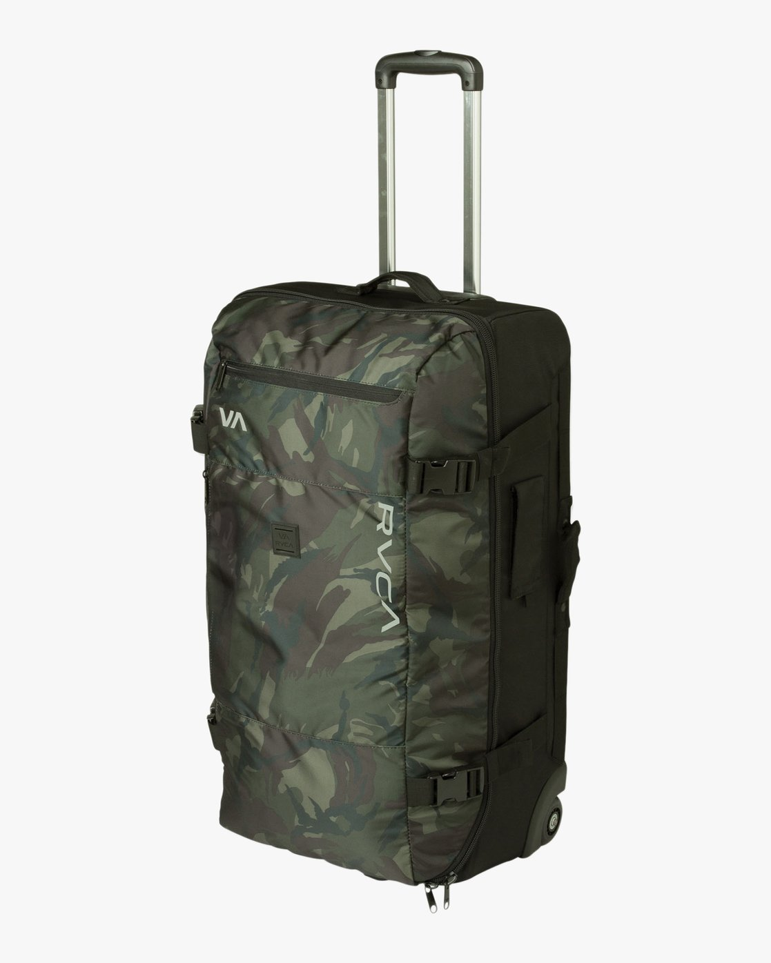 0 Eastern Large Roller Bag Camo MABGQREL RVCA