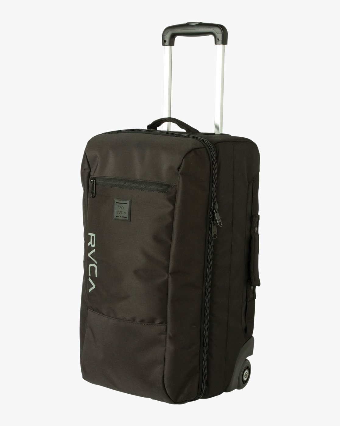 0 Eastern Small Roller Bag Black MABGQRES RVCA