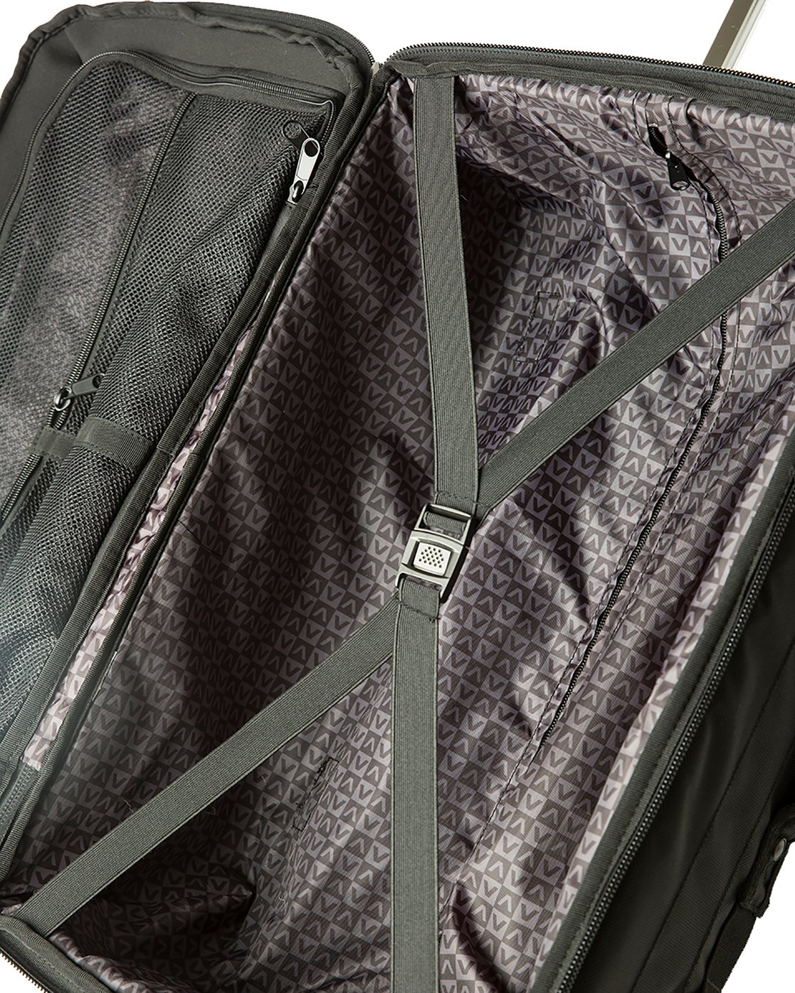 1 Eastern Small Roller Bag Camo MABGQRES RVCA