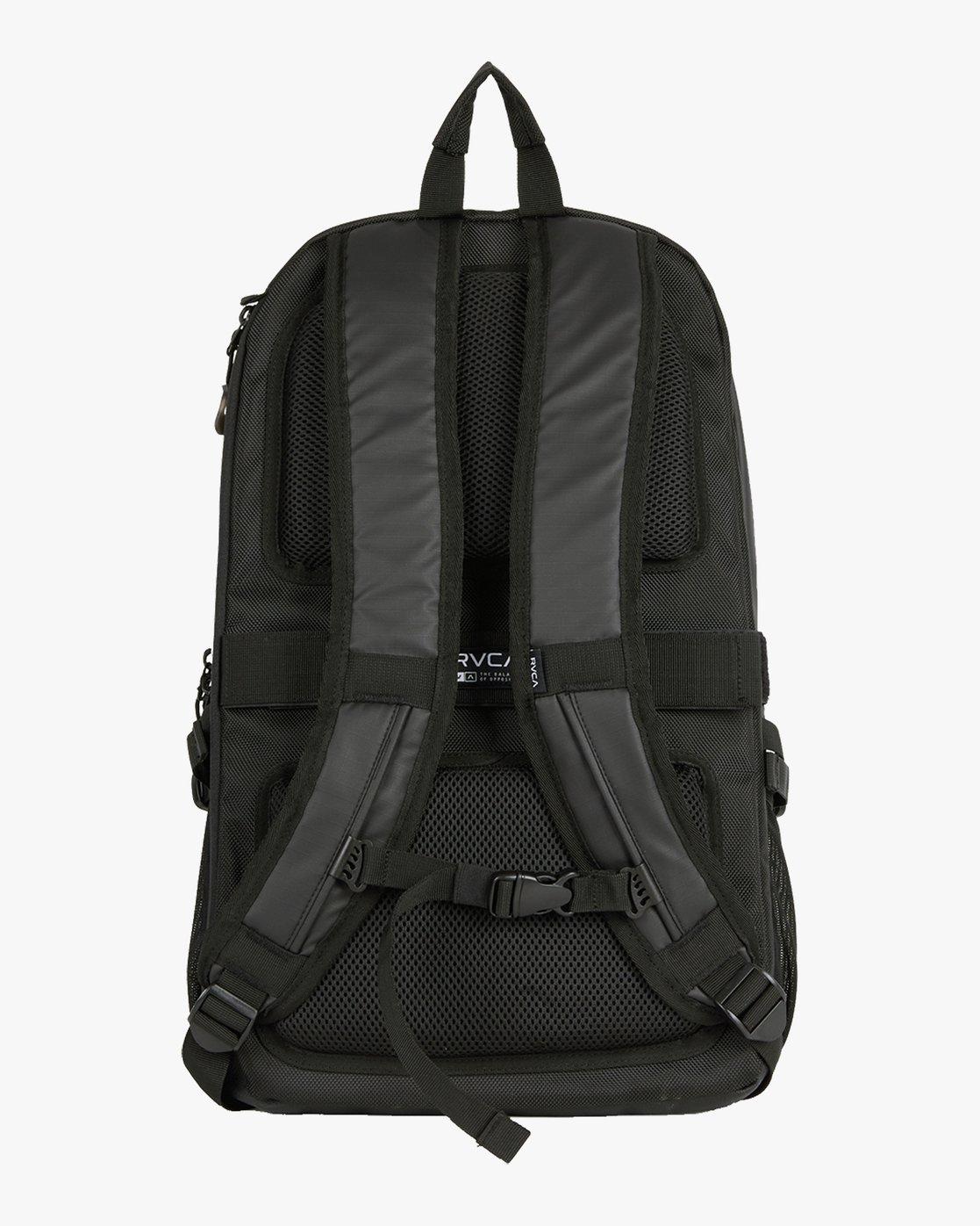 3 Radar Backpack Black MABGQRRA RVCA