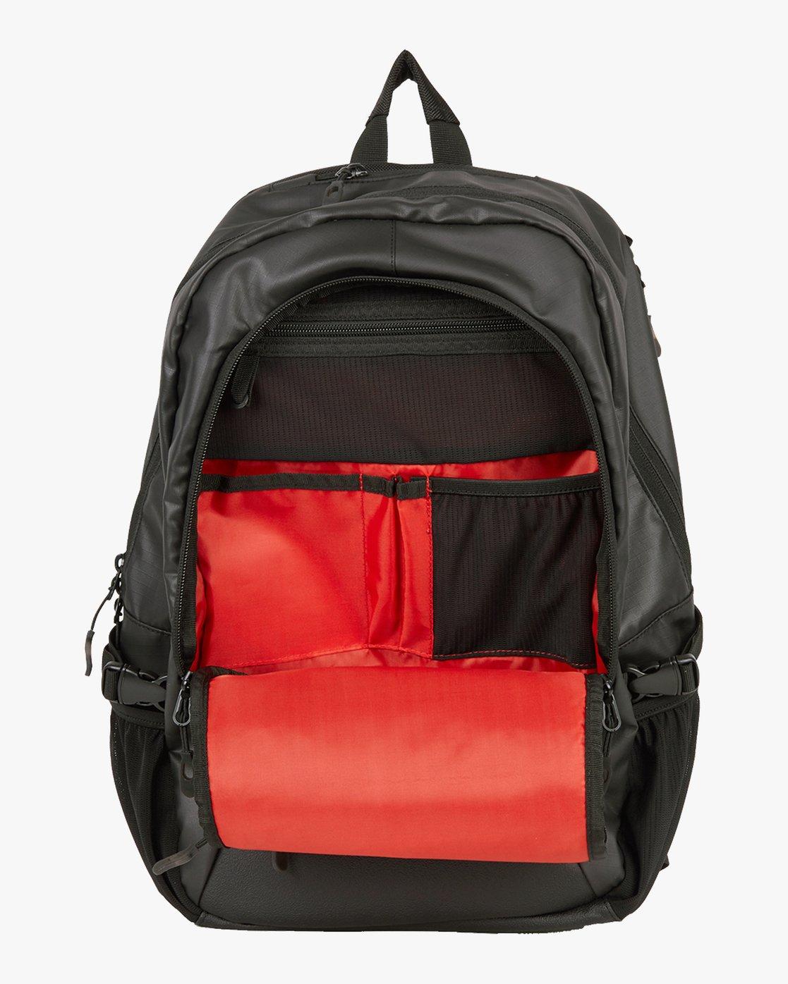 1 Radar Backpack Black MABGQRRA RVCA