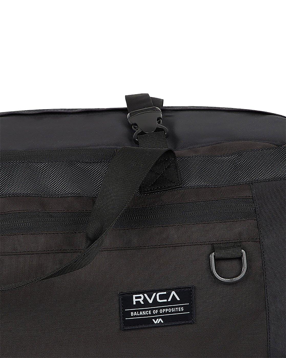 3 RVCA Skate Duffel Bag Black MABGQRSD RVCA