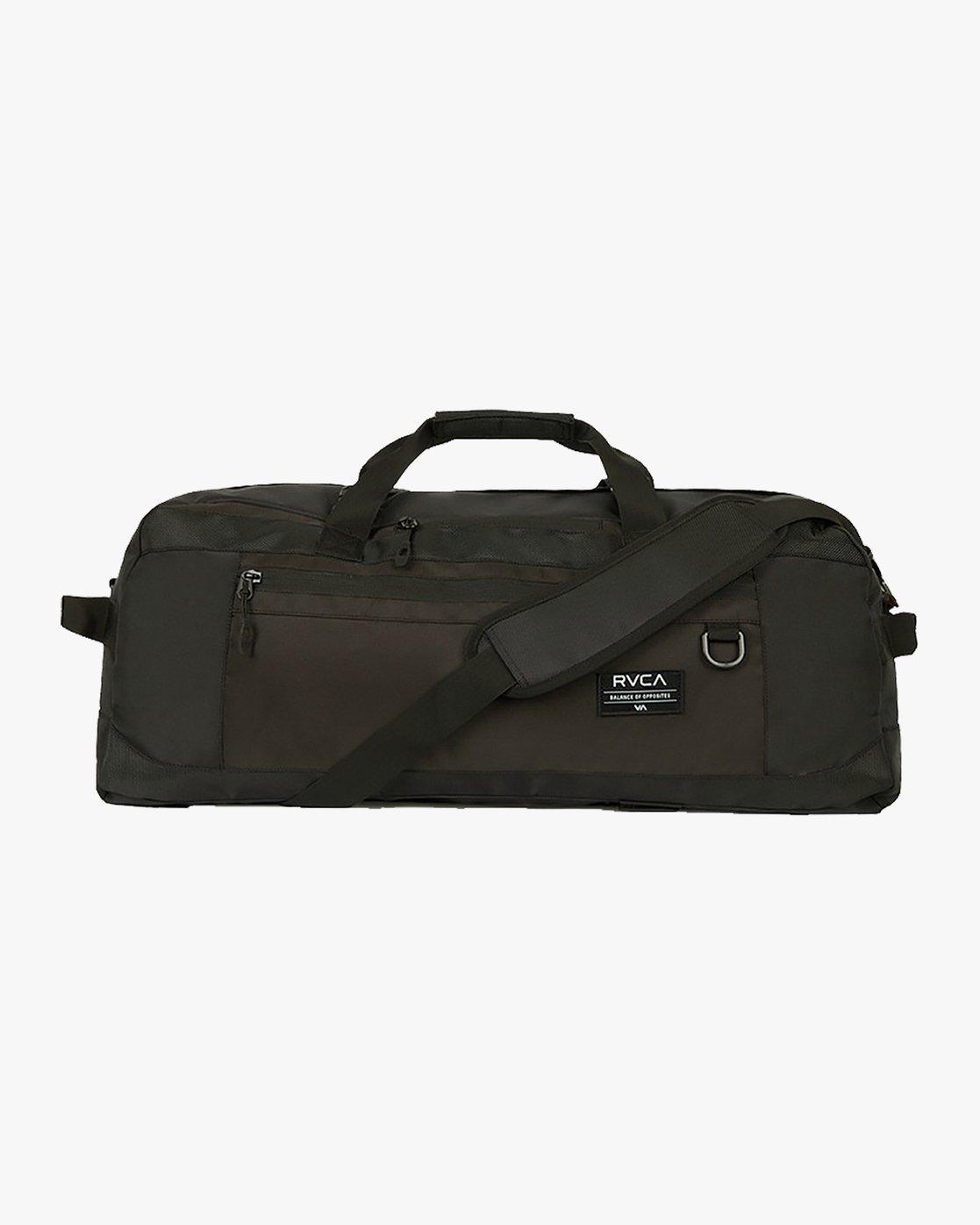 1 RVCA Skate Duffel Bag Black MABGQRSD RVCA