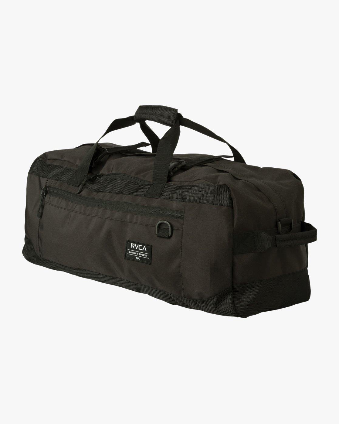 0 RVCA Skate Duffel Bag Black MABGQRSD RVCA
