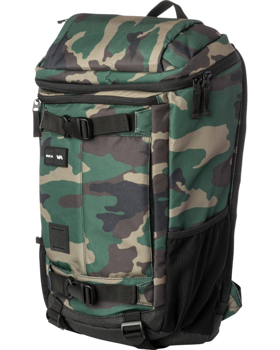 0 VOYAGE III BACKPACK Brown MABK2RVB RVCA