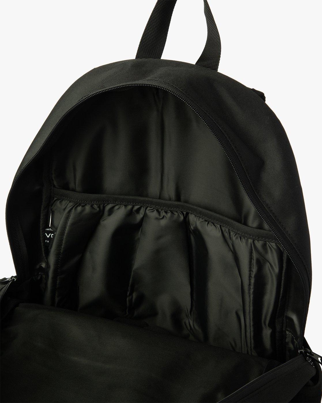 3 CURB BACKPACK IV Black MABK3RCT RVCA