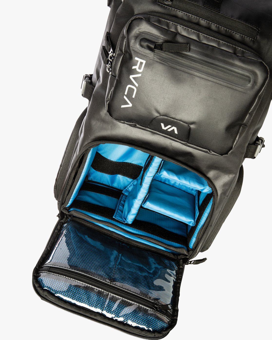 4 Zak Noyle Camera Bag II Black MABKVRZN RVCA