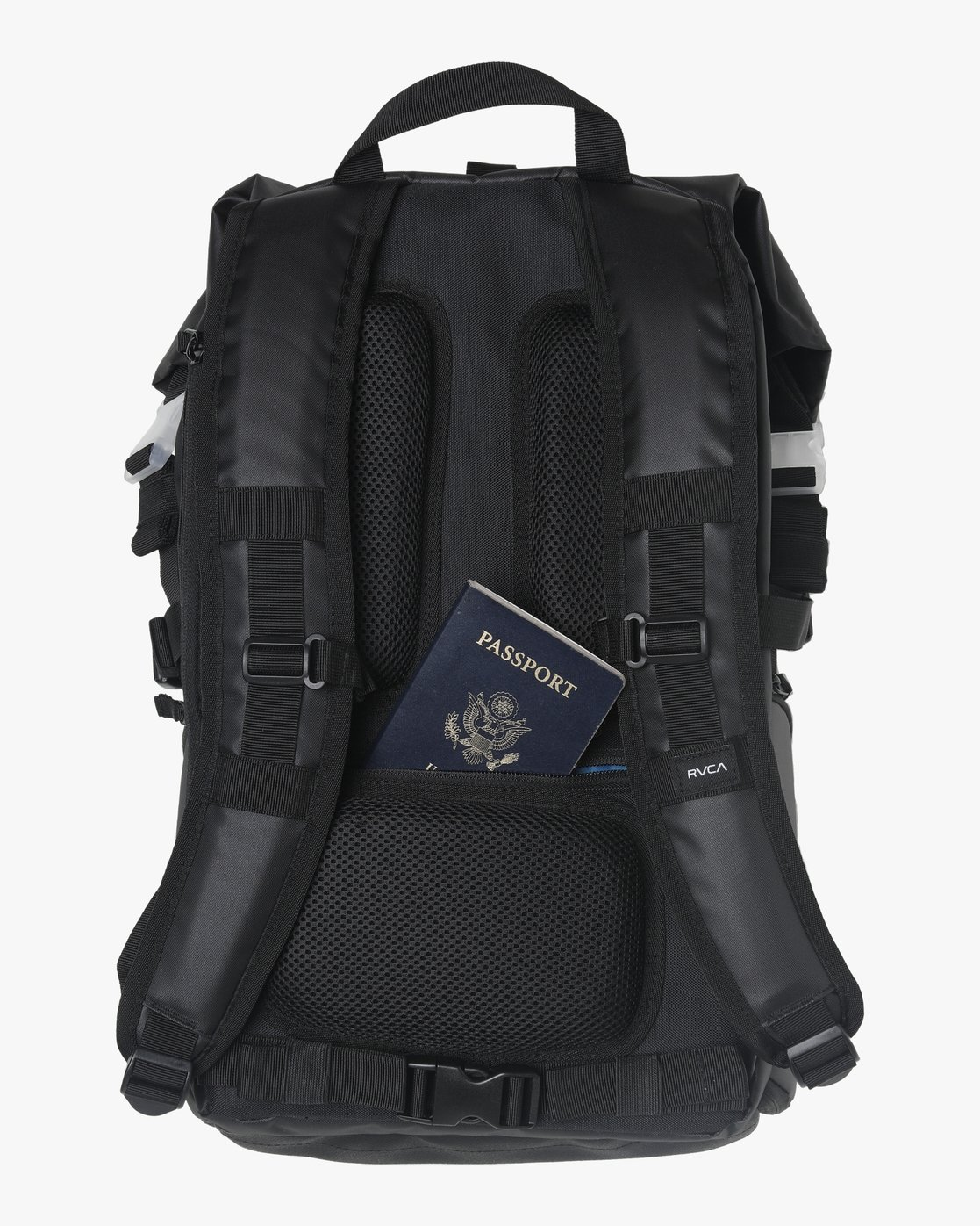 1 Zak Noyle Camera Bag II Black MABKVRZN RVCA
