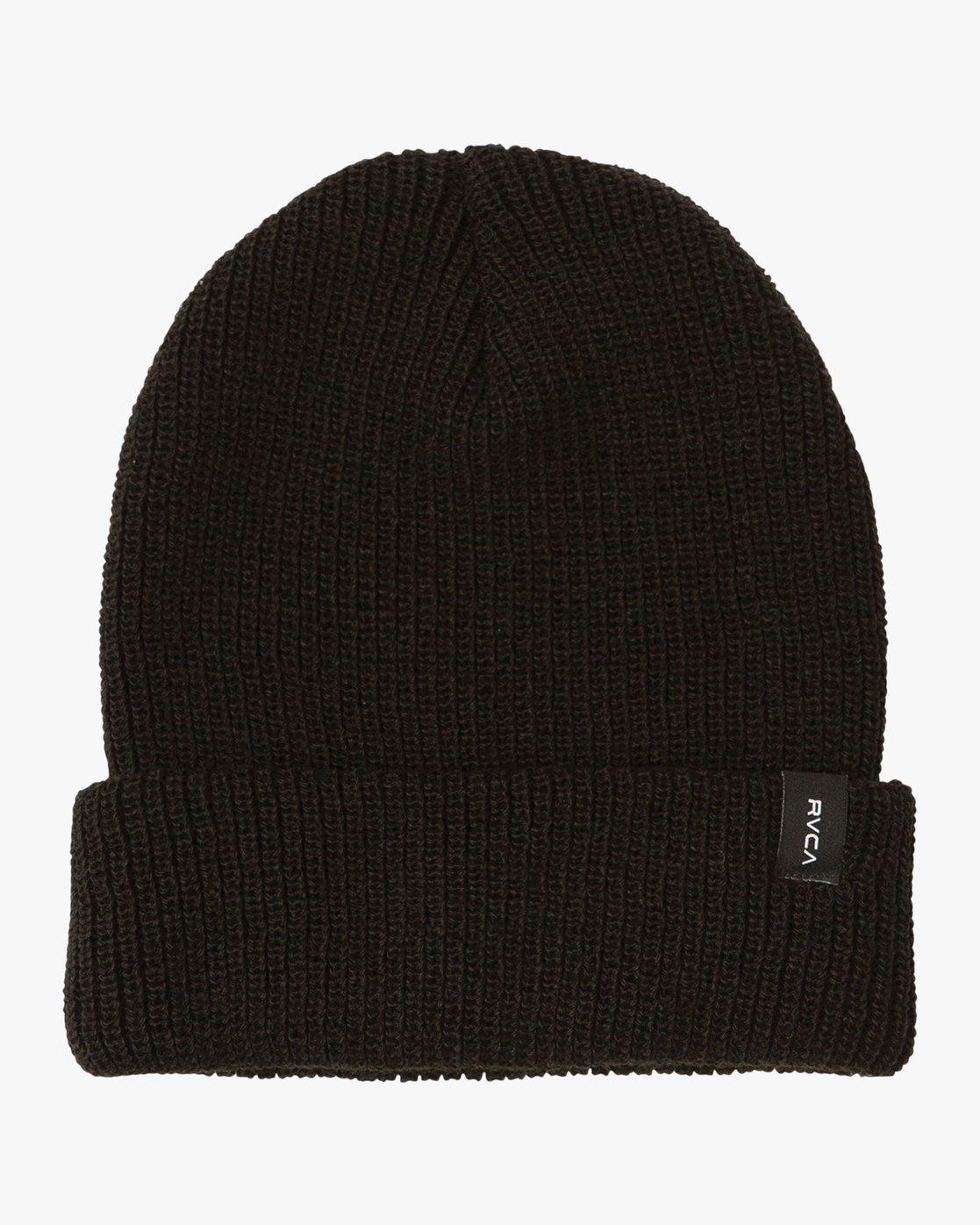 1aa1fa5c7626 0 Dayshift Knit Beanie MABNQRDS RVCA