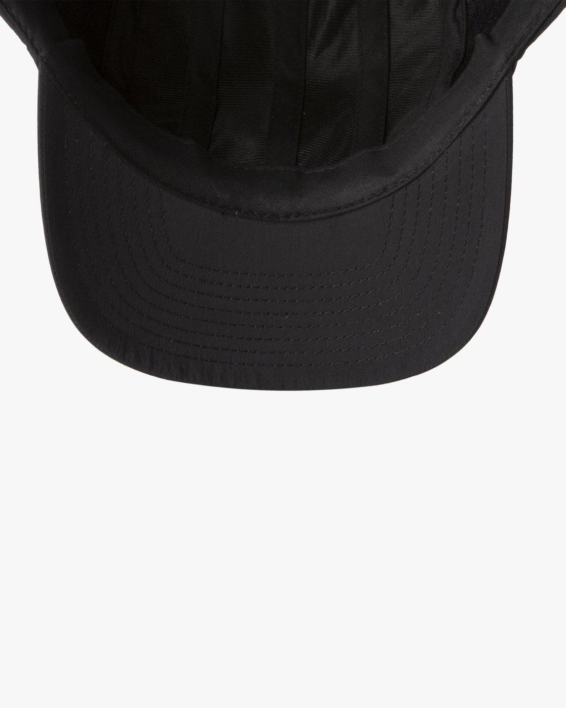 2 STREAMLINE CAP Black MAHW1RSC RVCA