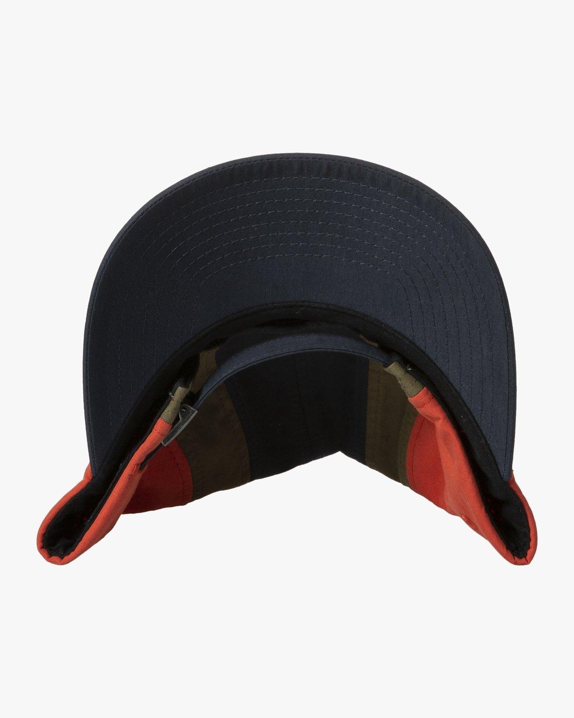 2 STREAMLINE CAP Beige MAHW1RSC RVCA