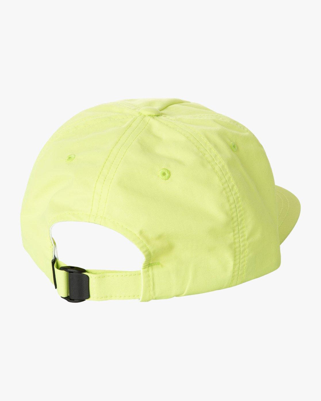 1 TIKI ALOHA SNAPBACK HAT Green MAHW1RTA RVCA