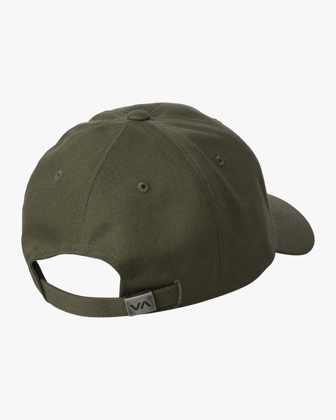 1 COMPOUND CAP Green MAHW2RCC RVCA