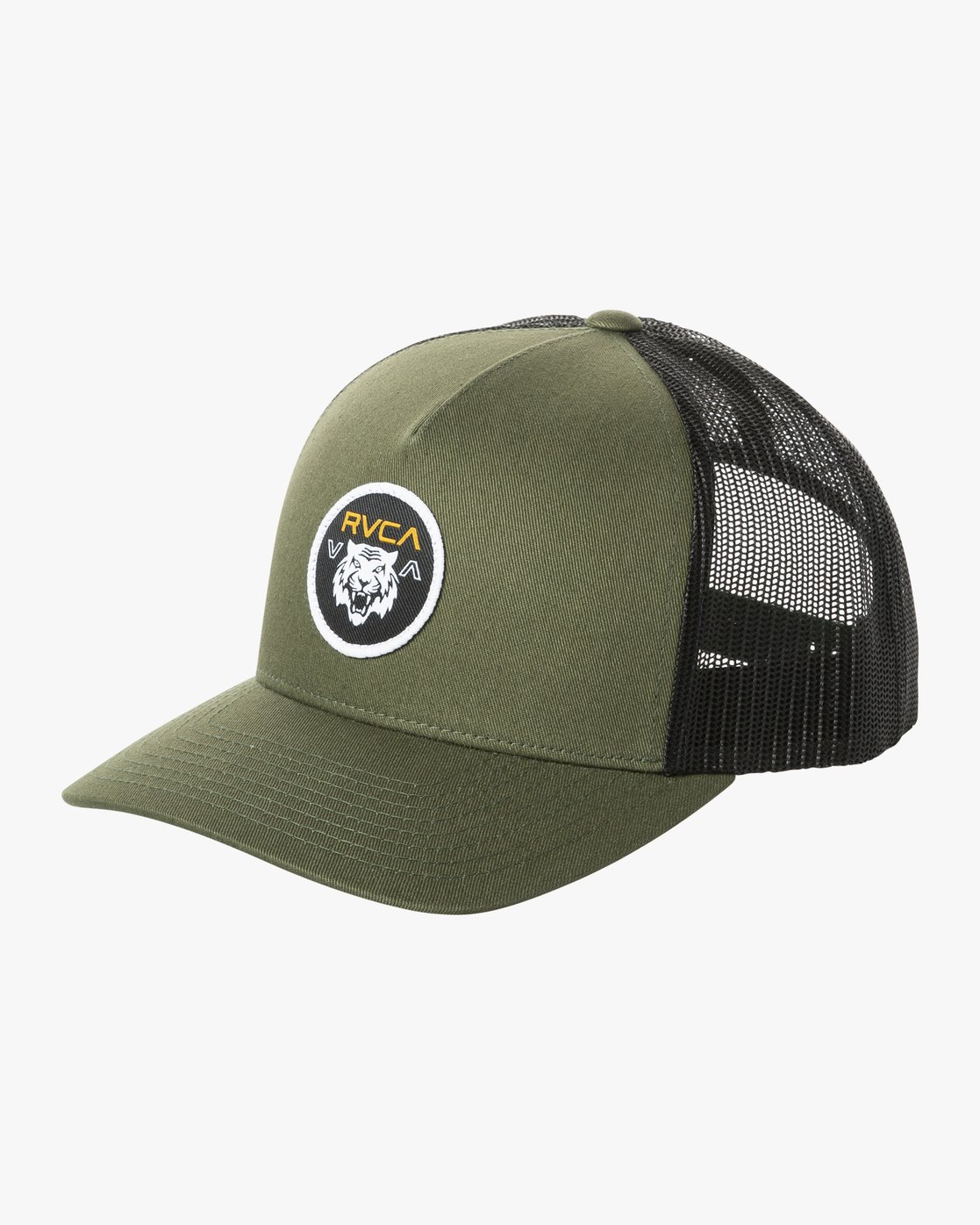 1 SABER CURVED TRUCKER  MAHW2RST RVCA