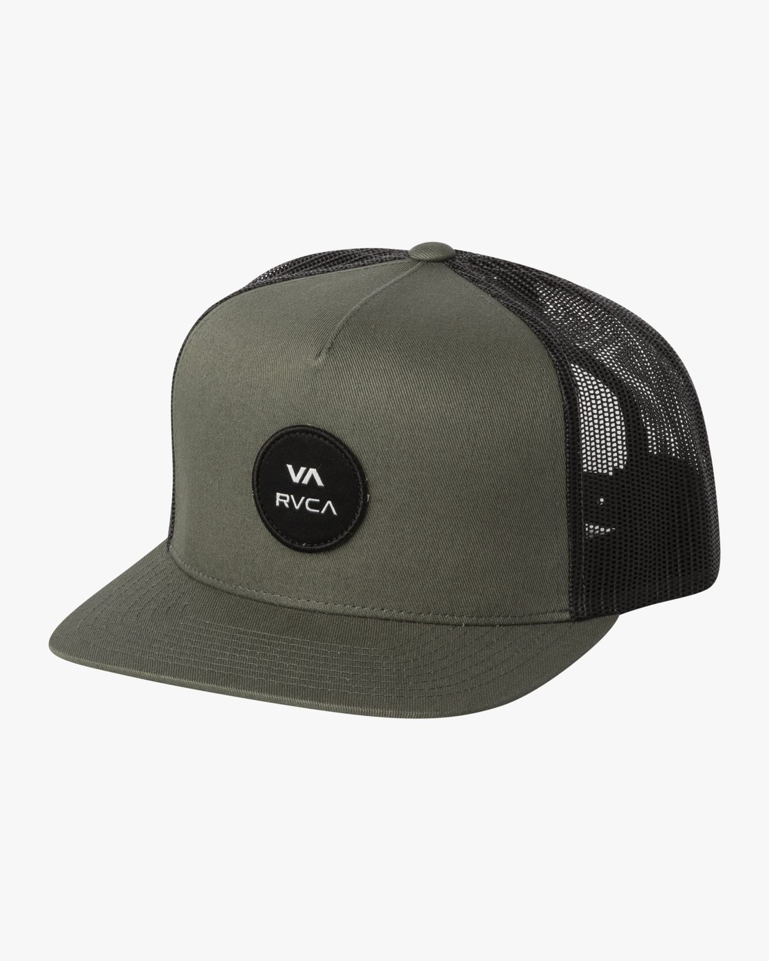 0 ARENA TRUCKER Green MAHW3RAT RVCA