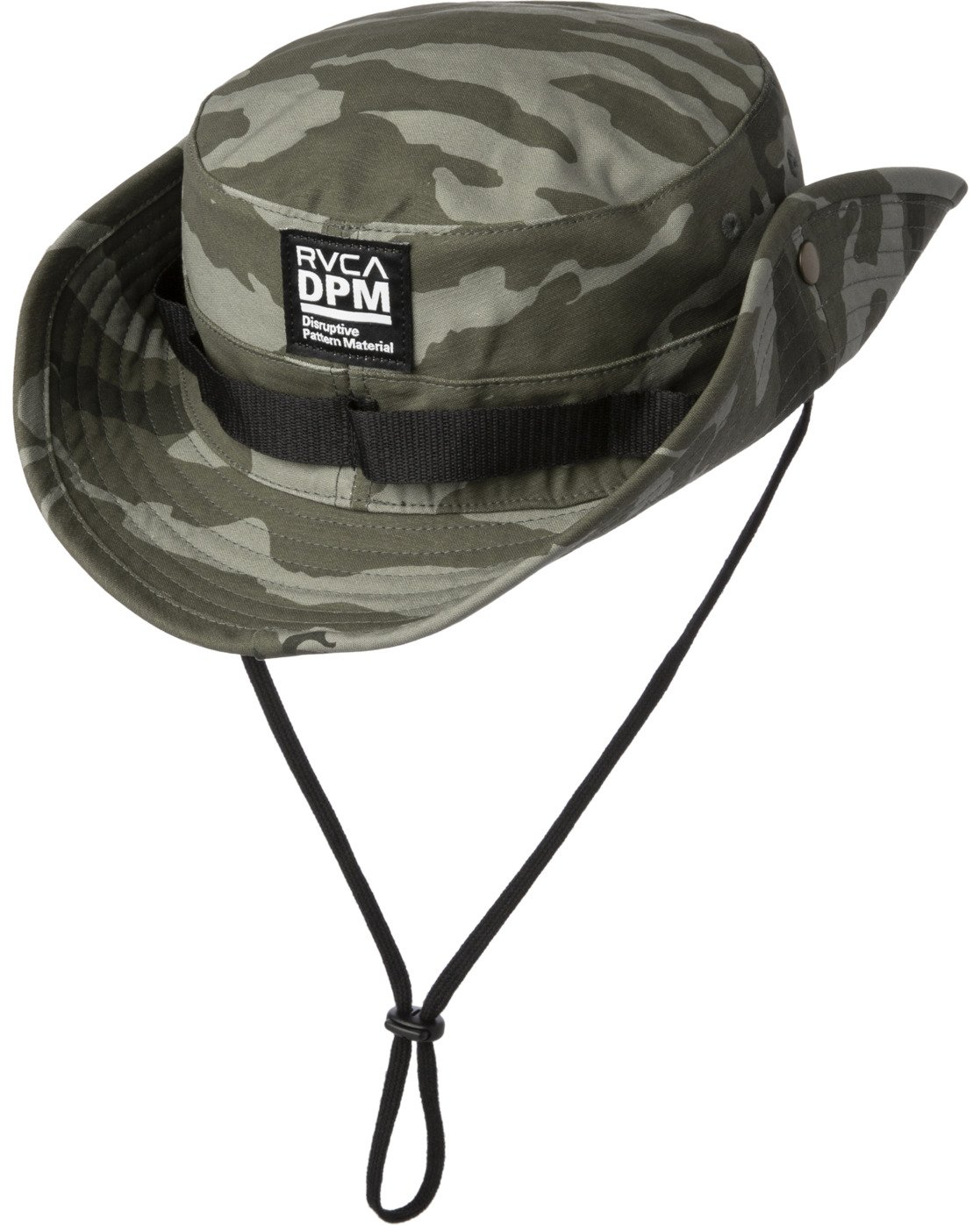 1 DPM BOONIE HAT Grey MAHW3RDP RVCA