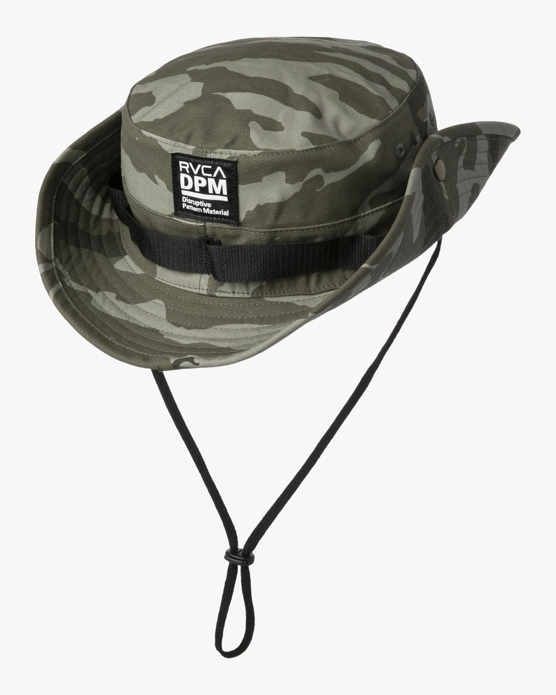 3 DPM BOONIE HAT Grey MAHW3RDP RVCA