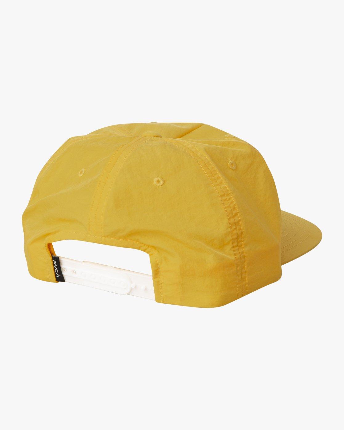 1 GRAPHIC ANP CAP Yellow MAHW3RGA RVCA