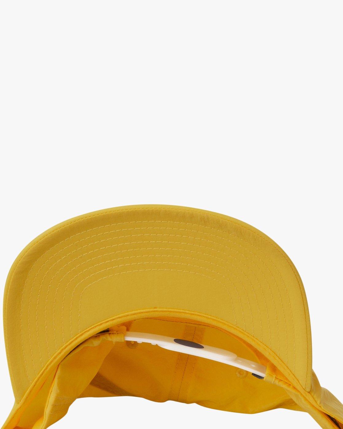 2 GRAPHIC ANP CAP Yellow MAHW3RGA RVCA