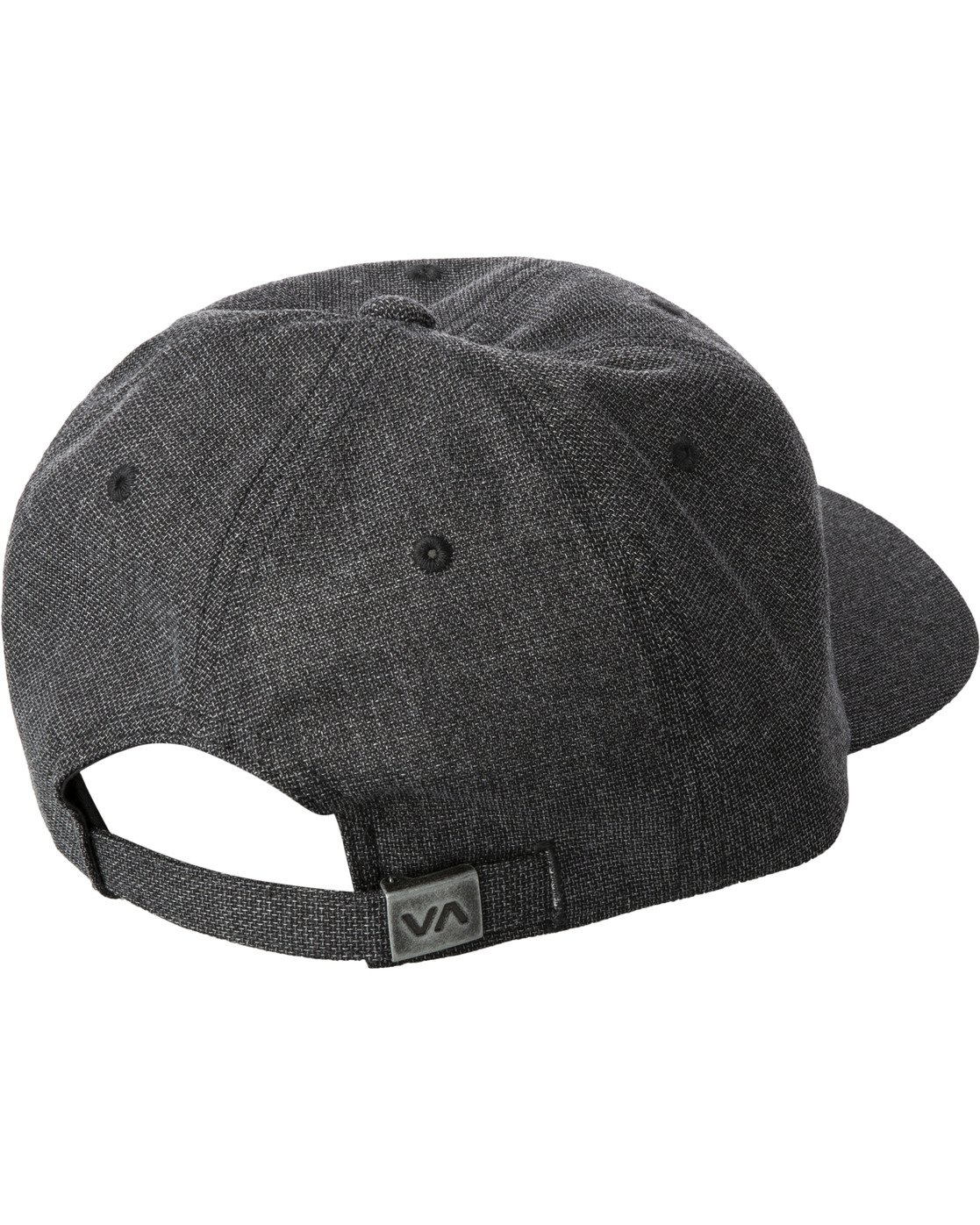1 PALTA CLASPBACK HAT Black MAHW3RPC RVCA