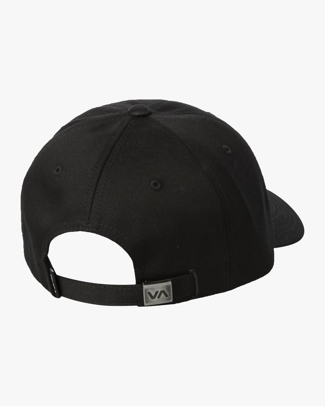 1 STACEY CAP Black MAHW3RSC RVCA