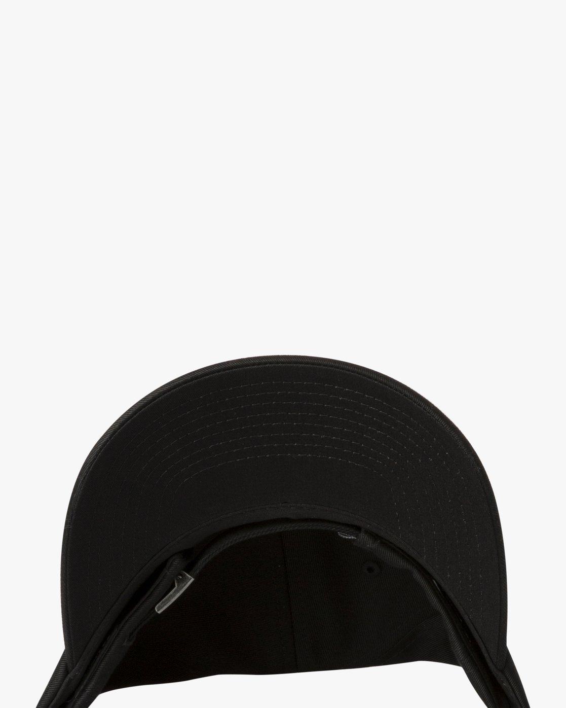 2 STACEY CAP Black MAHW3RSC RVCA