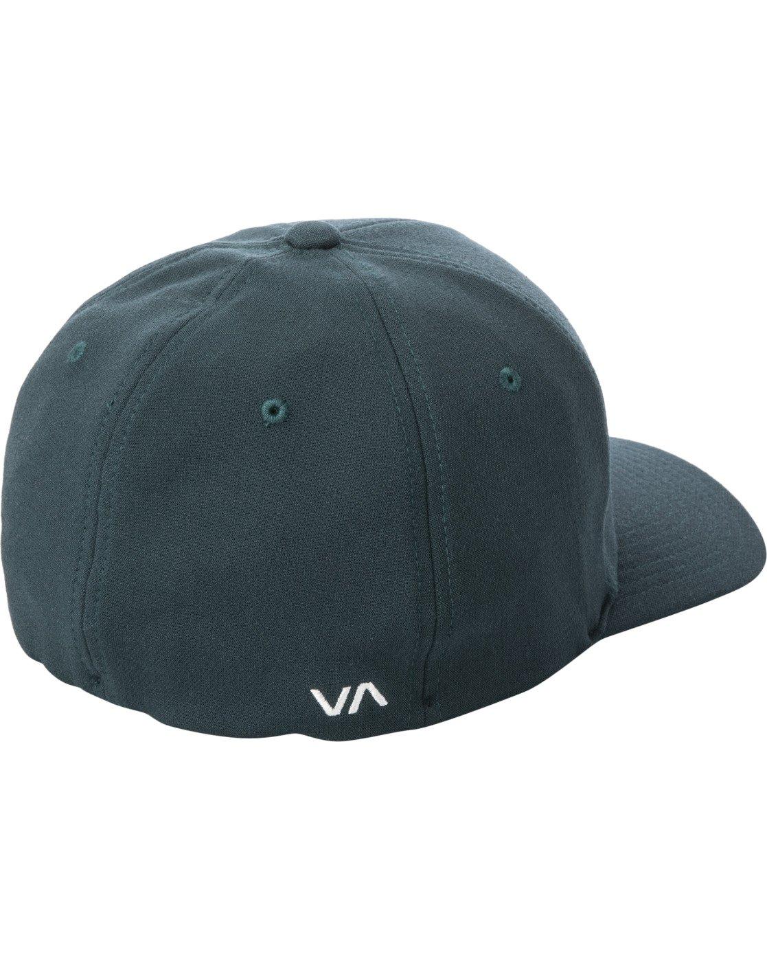 1 SHANE FLEXFIT HAT Blue MAHW3RSF RVCA