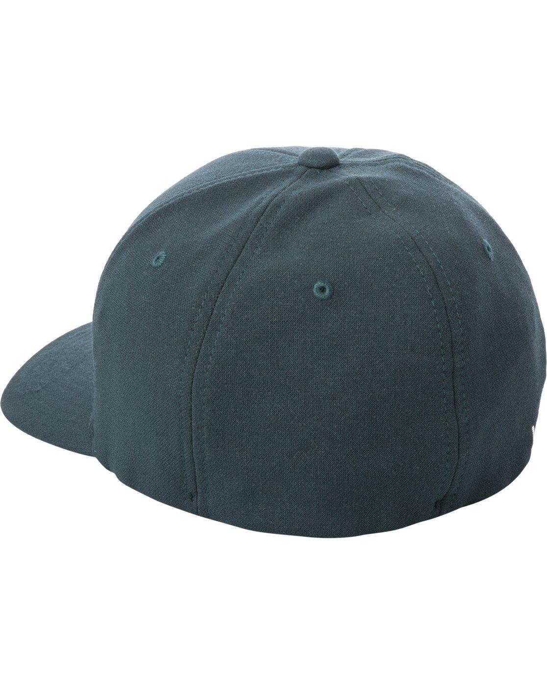 2 SHANE FLEXFIT HAT Blue MAHW3RSF RVCA