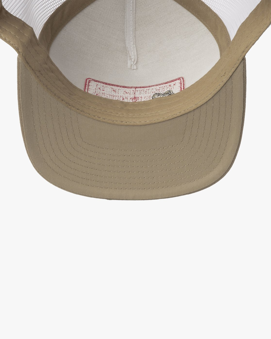 2 THANKS TRUCKER Beige MAHW3RTT RVCA