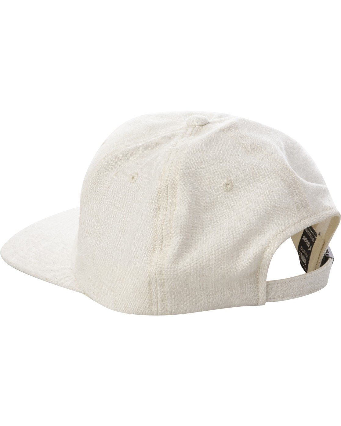 2 TONALLY EMBROIDERED HAT White MAHWQRTL RVCA