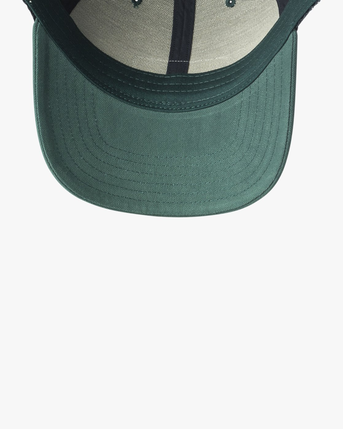 2 Ticket Trucker II Hat Green MAHWQRTT RVCA